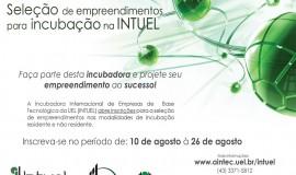Processo seletivo Intuel - 2015