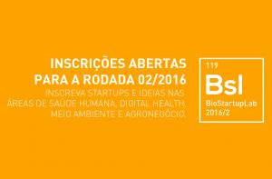 BSL INSCRIÇÕES ABERTAS 2016 2-01