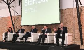 Lançamento StartOut Brasil