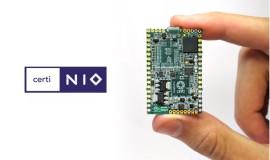 Placa IoT desenvolvida pelo Certi