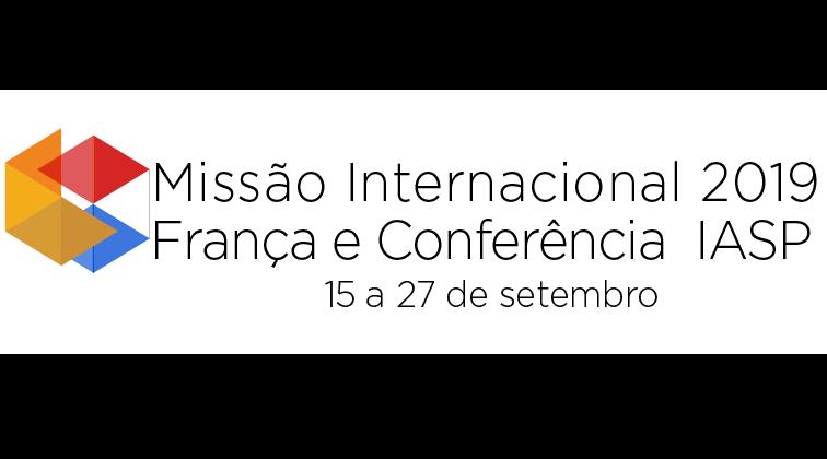 Missão Internacional França e conferência IASP 2019