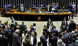 Câmara dos Deputados - Foto por Luis Macedo