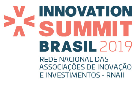 Logotipo Innovation Summit Brasil 2019