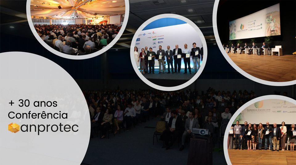 Banner conferências anprotec