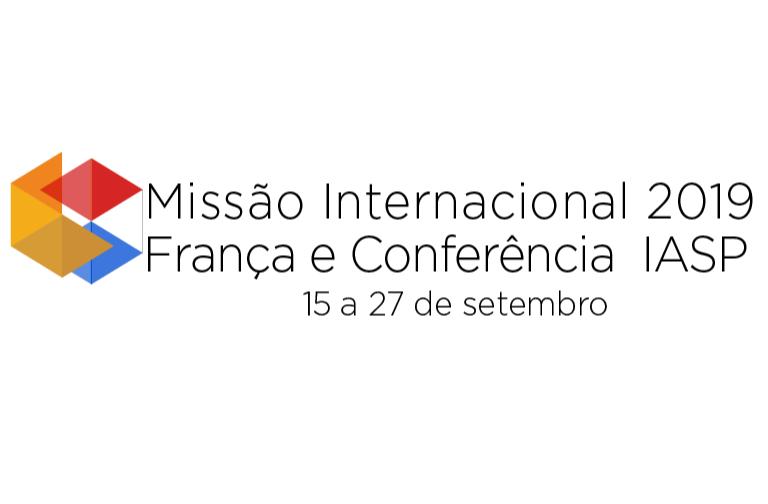 Missão Internacional 2019 França e Conferência IASP