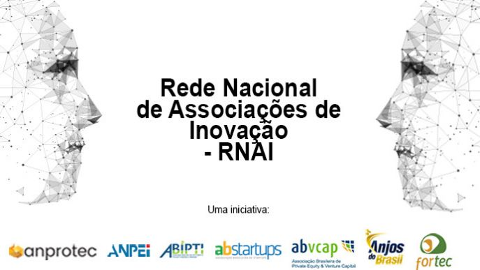 RNAI  <font size='3' style='font-weight:400 !important; font-family:Arial !important;'><br /><i> A Anprotec faz parte da 1ª Rede Nacional de Associações de Inovação. A Iniciativa tem como objetivo fomentar a cooperação para promover desenvolvimento e inovação entre associados de todas as instituições participantes.